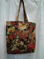 Tote Bag Australian Flowers