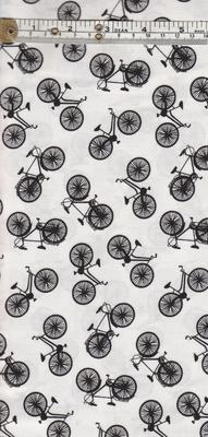 Black & White bicycles