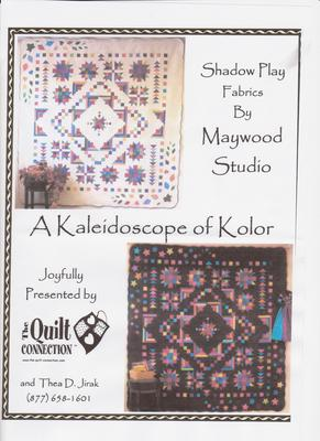 Kalidoscope Quilt Kit