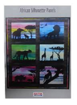 African Silhouette Quilt Fabric and Pattern